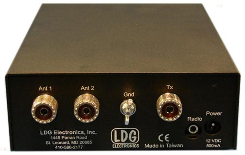 LDG AT-100 Pro2 Automatic Antenna Tuner