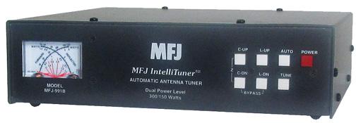 MFJ-991B Automatic Antenna Tuner, MFJ991B, mfj5124