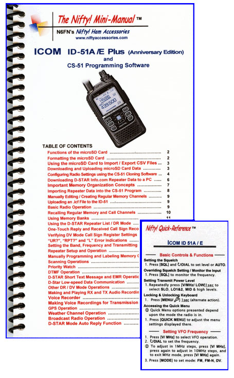 Icom ID-51A Plus, Icom ID51A+ D-STAR HandiTalkie, Icom ID-51+