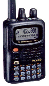 Aluminum Air Battery >> Yaesu VX-5R HandiTalkie, Yaesu VX5R