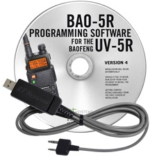 RT Systems BAO-5R-USB, RT Systems BAO-5R software for Baofeng UV5R