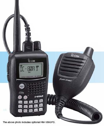 Icom Ic 80ad Ht Icom Id80 Ht Radio