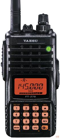Yaesu FT270R