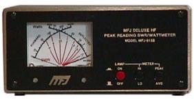 MFJ-815B SWR Power Meter