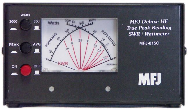 Mfj 815c Swr Power Meter Mfj815