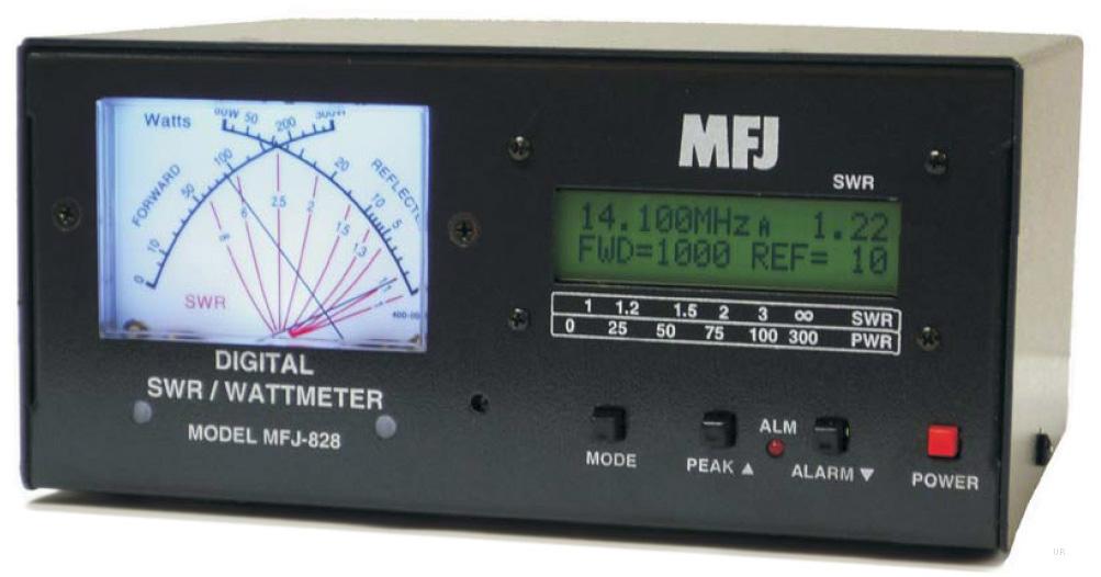 Mfj 828 Digital Swr Wattmeter Mfj828
