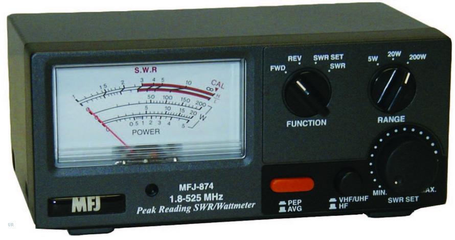 Mfj 874 Swr Power Meter Mfj874