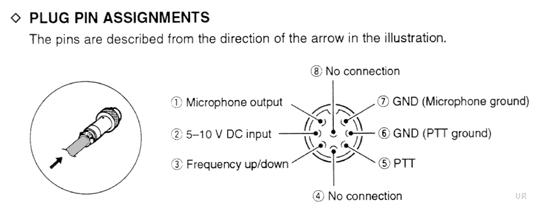 Icom Sm 10 service manual