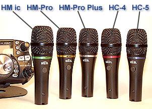 Heil Hm Handi Mic Hm 4 Hm 5 Hm Ic Hm Pro Hm Pro