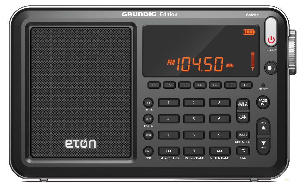 eton satellit radio receiver. Black Bedroom Furniture Sets. Home Design Ideas