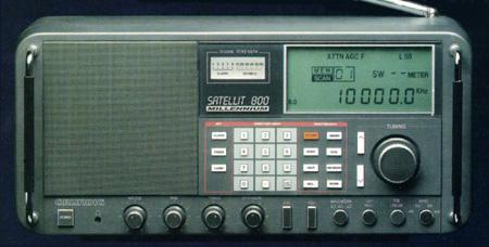 Grundig satellit 800 millennium world receiver excellent condition.