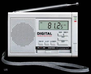 Grundig G1000A Shortwave Radio