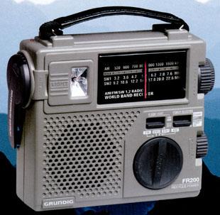 Herculodge: Tecsun Green-88 Crank-Handle Emergency Radio Continues