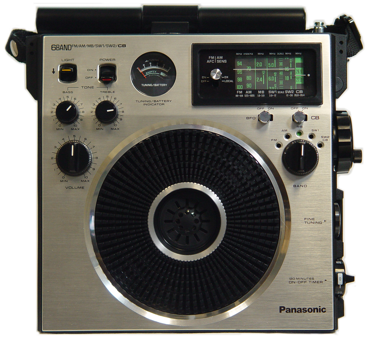 Panasonic Rf1150 Panasonic Rf 1150 Shortwave Radio Receiver