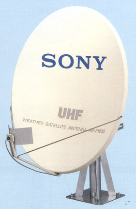 Sony AN-P1200 GOES Satellite Antenna for CRF-V21 anp1200
