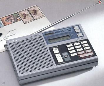 راديو سوني قديم للبيع