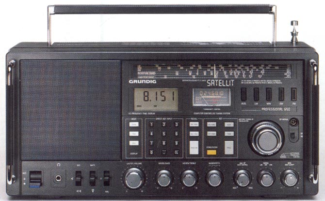 Grundig Satellit 650 Grundig Satellite 650 Receiver