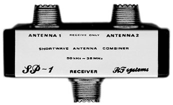RF Systems SP-1 Splitter and Combiner