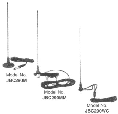 Best mobile antenna for in-car use on newBCD396XT?