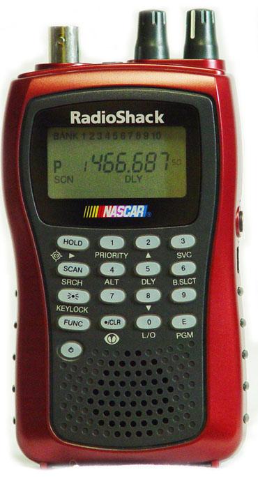 racing scanner rh universal radio com Radio Shack Products Radio Shack Online Catalog