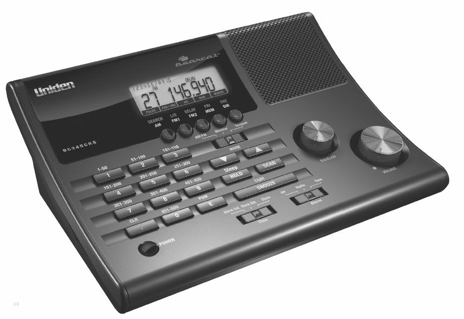 Bearcat Bc365crs Scanner Bc 365crs