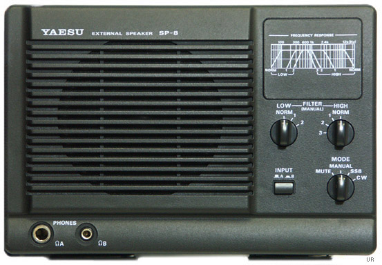 Yaesu Sp 8 Base Speaker Yaesu Sp8