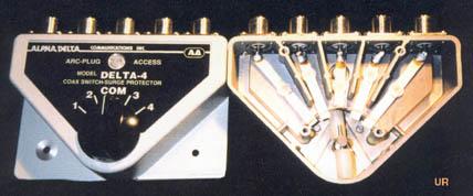Alpha Delta Switch Interior
