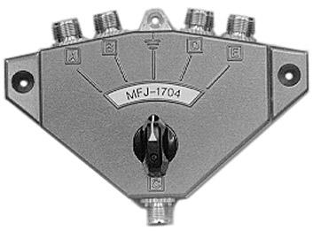 MFJ-1704 Antenna Switch mfj-1704n mfj1704