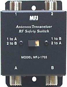 MFJ-1703 Antenna Switch mfj1703