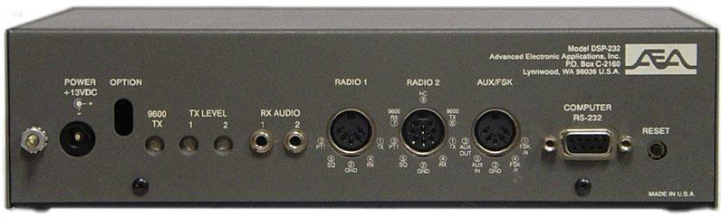 AEA DSP-232 Multimode Data Controller DSP232
