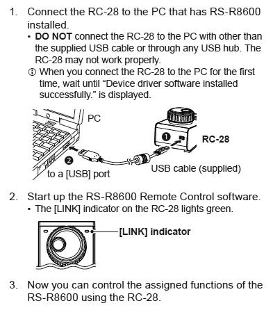 ICOM RC-28 ENCODER WINDOWS 8 X64 TREIBER