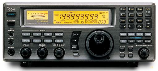 Icom R8500 Wideband Receiver, Icom IC-R8500