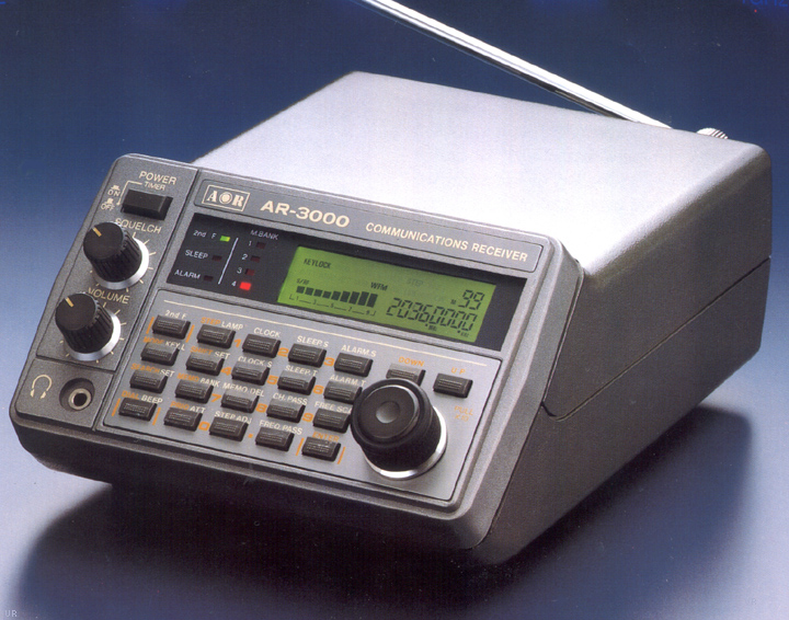 Aor Ar3000 Wideband Receiver