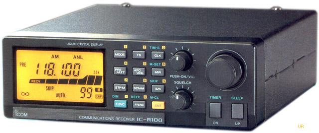 icom r100 ic r100 receiver rh universal radio com 1977 BMW R100S Grundfos R100