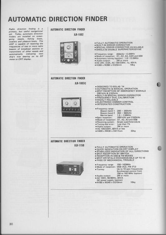 Radio Literature & Catalogs