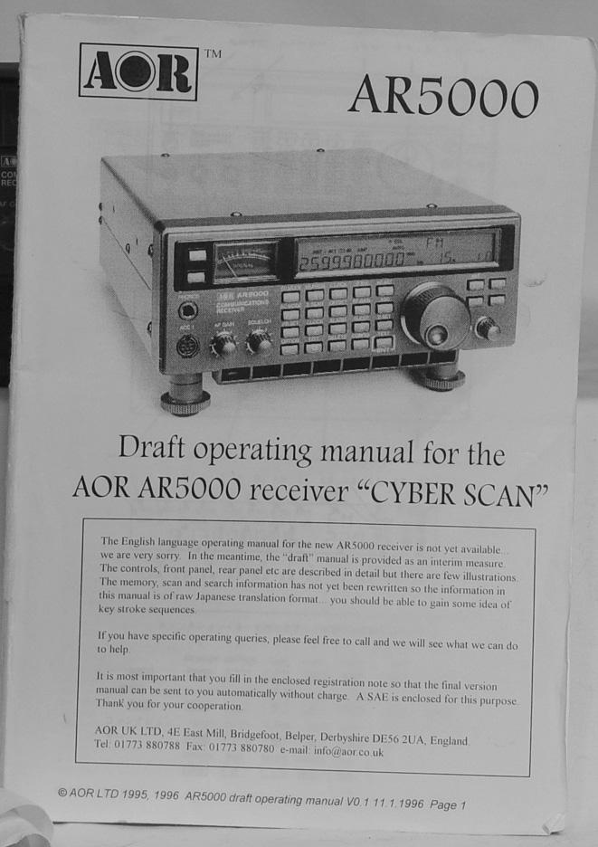 AOR AR5000 MANUAL PDF