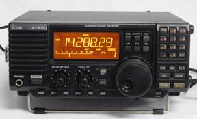 Used Icom R75 receiver ic-r75