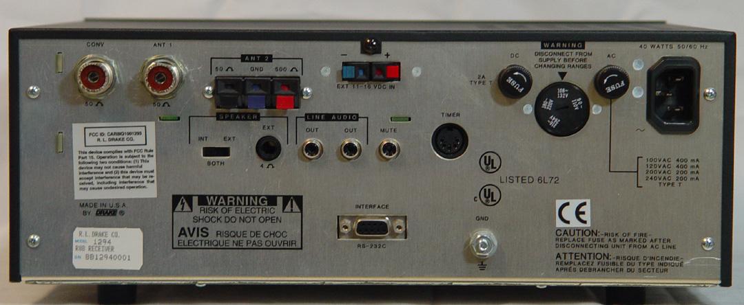 drake r8b rh universal radio com drake r8a manual Drake R8 Review
