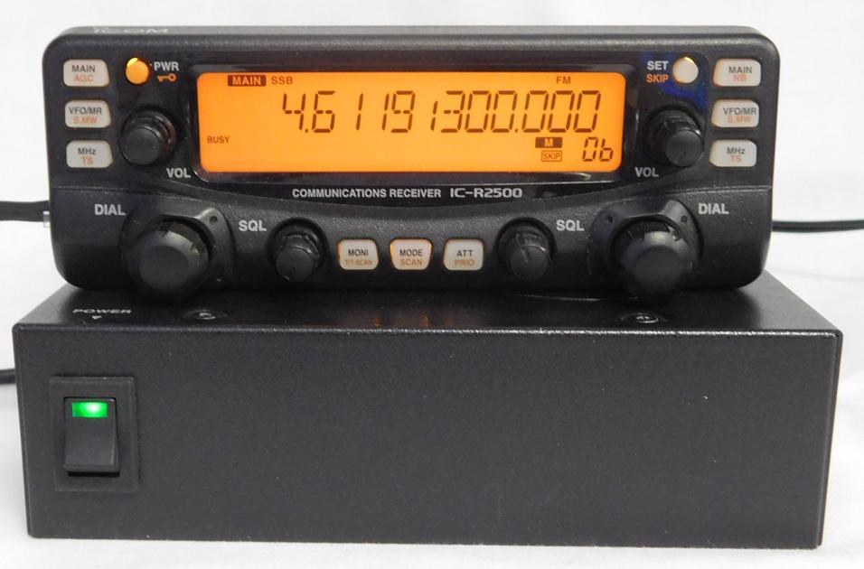 Ic r2500 Manual