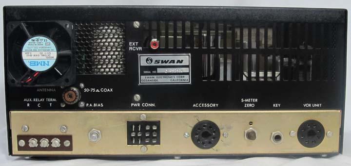 Swan 270 Cygnet Swan 350 Swan 700cx Transceiver