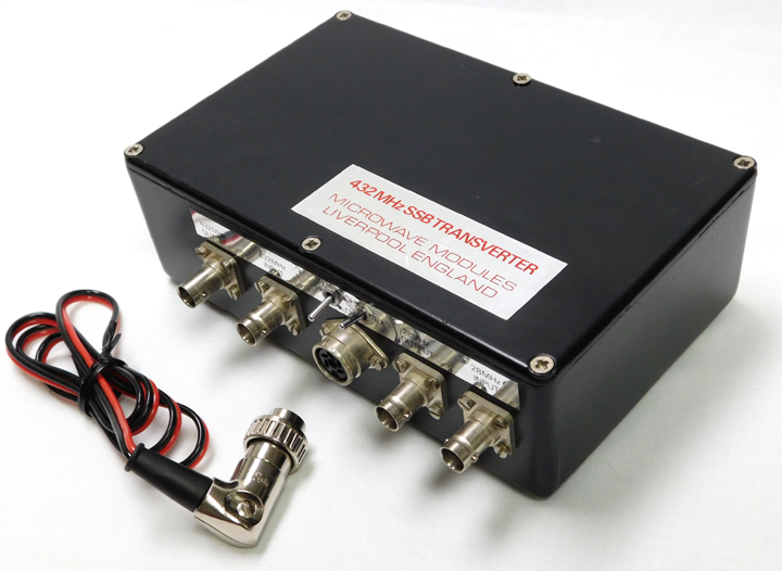 Used Radio Accessories