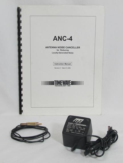 Timeware ANC4, Timewave DSP-9+, Timewave DSP-59