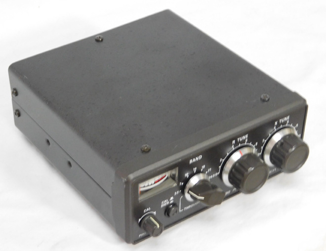 how to turn down output power on kenwood ts 130