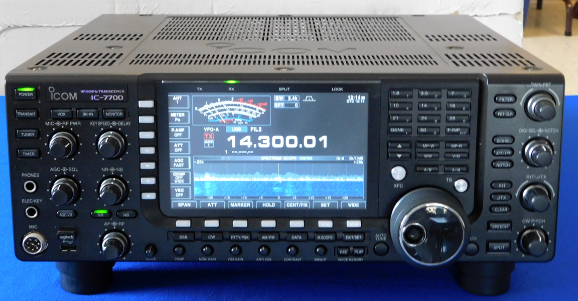 Icom IC 7410 Icom IC 7600 Icom IC 7700