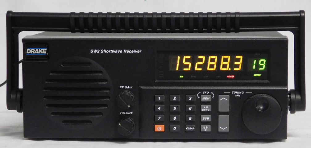 Used Tabletop Shortwave Receivers
