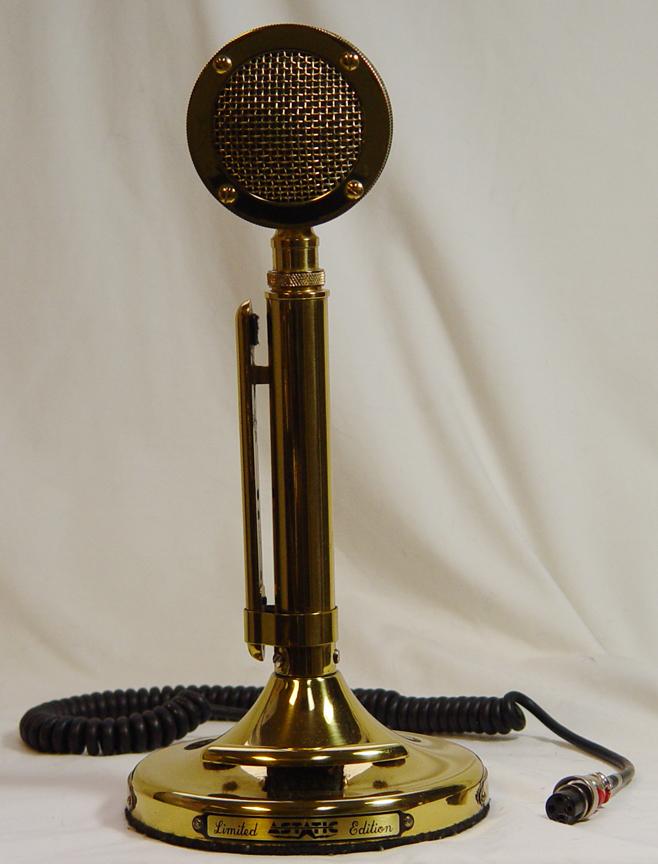 astatic microphone catalog
