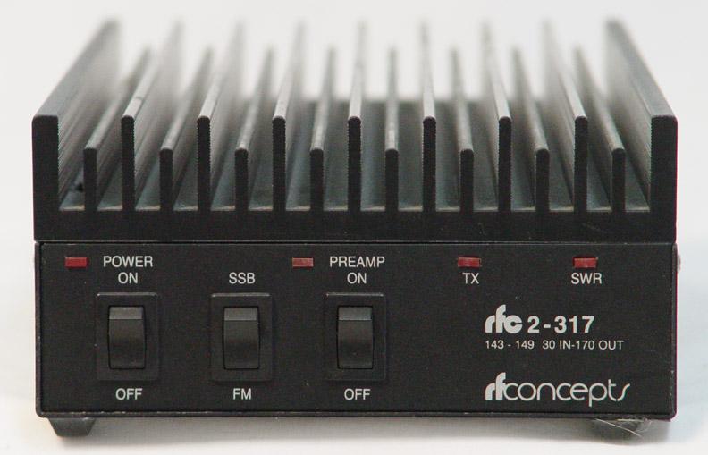 RF Concepts RFC 2-315 Amplifier Amp