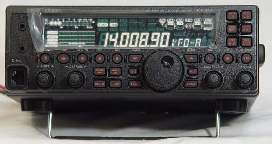 Yaesu ft-450d manual