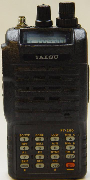 Manual yaesu ft 450 portugues