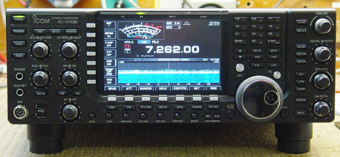 Ic 7700 manual